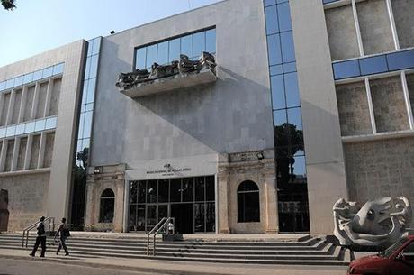 Robo de pinturas en Museo de Bellas Artes de Cuba