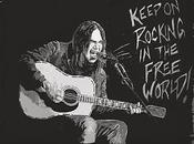 VERSIONES (50): ROCKIN' FREE WORLD Neil Young, 1989