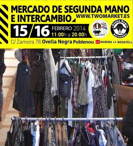 Venta de ropa de segunda mano y moda vintage en barcelona - Mercadillo de segunda mano barcelona ...