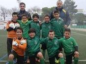 Benjamín grupo Montequinto suma otros tres puntos sueña ascenso