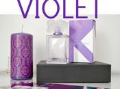 Violet nuevo perfume COULEUR KENZO