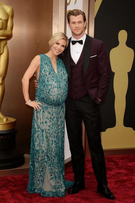 Oscars 2014, la alfombra roja