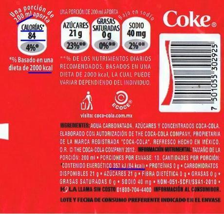 Trucos publicitarios para engañar a la gente sobre el contenido calórico de los alimentos