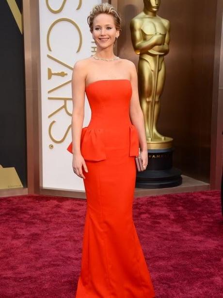 Pasarela de los Oscars 2014: las más elegantes sobre la alfombra roja