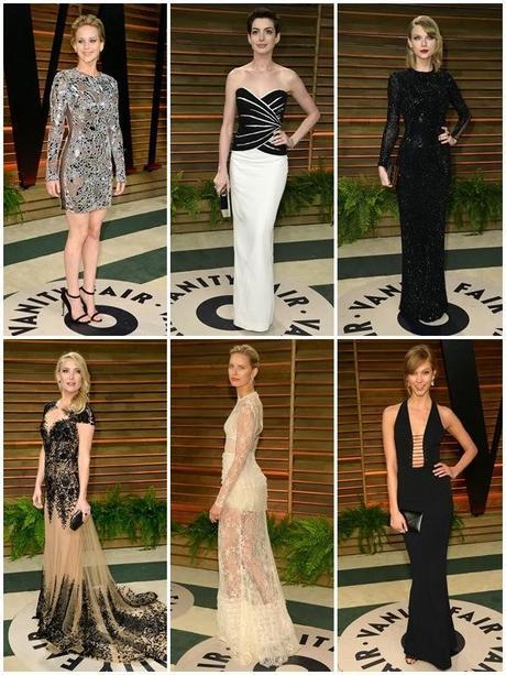 Oscars 2014: fiestas