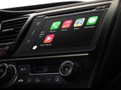 Apple lanza Carplay, sistema infotainment para autos debutará Ferrari, Mercedes Benz Volvo