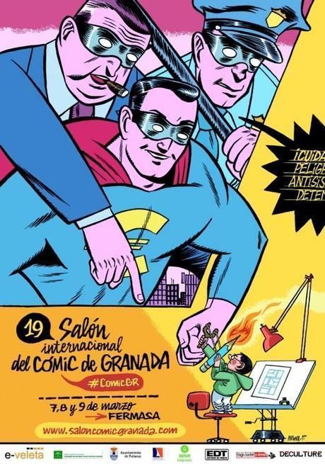 XIX Salón Internacional del Cómic de Granada