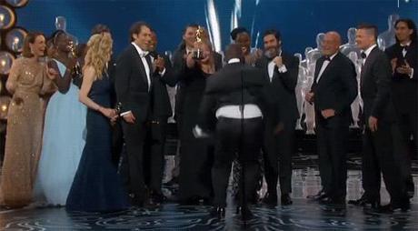 Los mejores momentos de la gala de los Óscar 2014