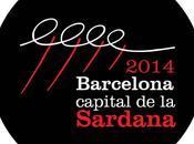 Barcelona capital sardana 2014