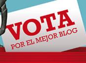 Premios 20Blogs Participación