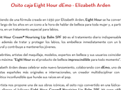 Osito caja Eight Hour dEmo Elizabeth Arden