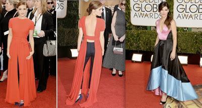 Crónica de los globos de oro... y Heidi Klum, of course