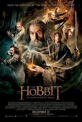 The Hobbit, The Desolation of Smaug (La Desolación de Smaug)