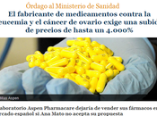 Guardia Civil investiga Aspen desabastecimiento medicamentos Fabrica Mercaptopurina Melfalan