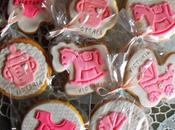Galletas para bautizo decoradas fondant
