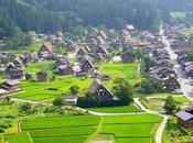 Reconocimiento casas campesinas Japón