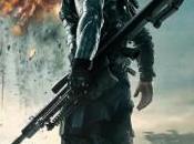 Bucky nuevo póster Capitán América: Soldado Invierno