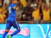 Brasil gana, gusta golea Sudáfrica