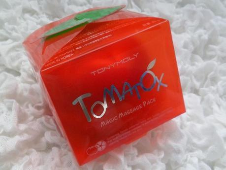 Cosmética Asiática: Tomatox Magic Massage Pack De Tony Moly