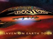 Boston anuncian gira americana