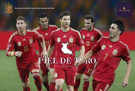 Piel de Toro, el nuevo perfume de La Selección Española.