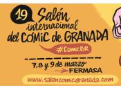 Salón Cómic Granada 2014