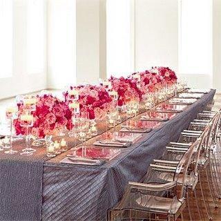 boda color rosa