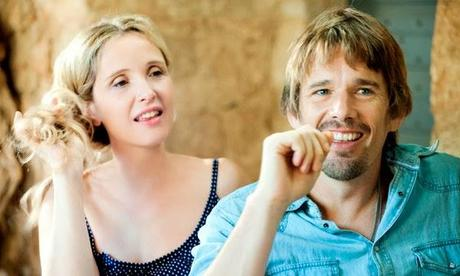 """Antes del anochecer"" (Richard Linklater, 2013)"