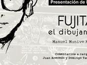 Libro sobre dibujante Ricardo Fujita, presenta mañana