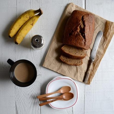 how to prepare banana bread pan