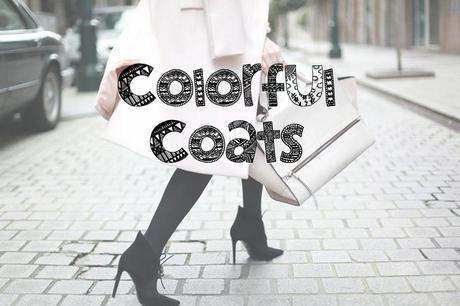 colorful coats abrigos de colores