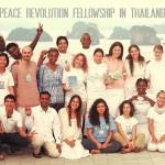 "Beca Completa ""Peace Revolution"" para Retiro de Meditación en Tailandia"