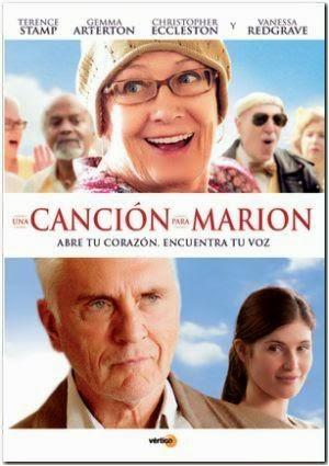 Cineterapia oncológica: Una canción para Marion.(Song for Marion) Gran Bretaña, Paul Andrew Williams. 2012