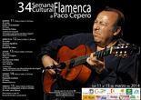 (11-03-2014) Semana Flamenca Palma