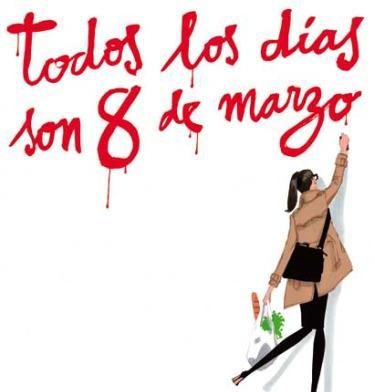 Felíz día internacional de la mujer