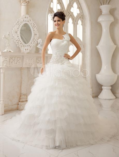 Vestidos de novia de colores barato