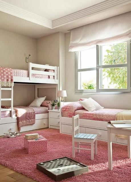 Decorar cuartos con manualidades habitaciones juveniles for Habitaciones juveniles originales