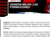 Milan pone Filippo Inzaghi como entrenador ¿lapsus trasfondo?
