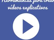 Herramientas para crear vídeos explicativos
