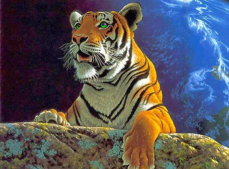 El bigote del tigre (Cuento anónimo coreano)