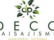 Logotipo para DECO PAISAJISMO