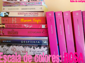 [Book-tag] Escala colores ROSA