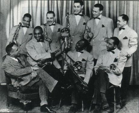 Latidos del Jazz: aquella foto de Dexter