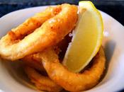 Rabas Calamares fritos