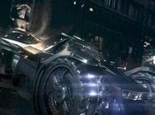 funcionalidad Batmóvil Batman: Arkham Khight