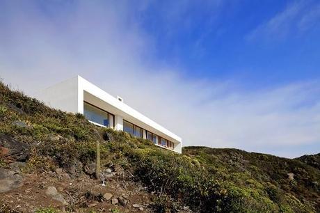 Casa moderna frente al mar paperblog for Casa moderna frente al mar