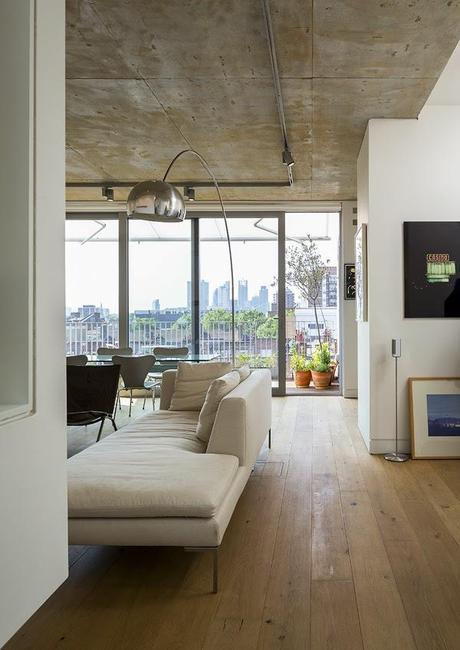 Apartamentos modernos con estructura de hormigon paperblog for Aptos modernos