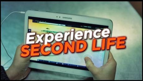 Second Life disponible para Tablets y Android - Paperblog