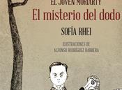 """Reseña joven Moriarty: misterio dodo"""" Sofía Rhei"""