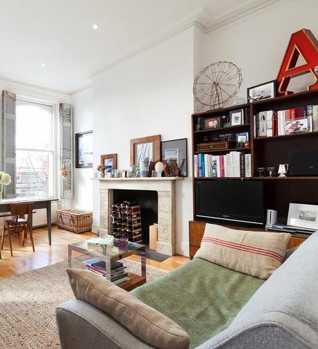 Apartamento remodelado en el centro de londres paperblog - Apartamento en londres ...